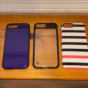 📱iPhone 8Plus phone cases! 📱